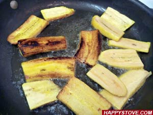 Fried Plantains - By happystove.com