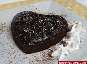 Chocolate and Coconut Cake - By happystove.com