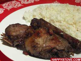 Italian Roasted Duck - By happystove.com