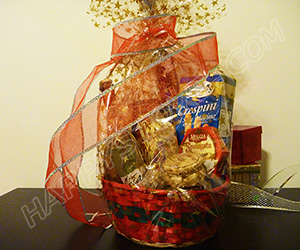 Make Your Own Gift Basket: The Golden Rules - By happystove.com