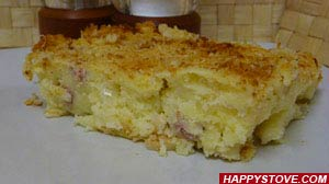 Potato Gateau